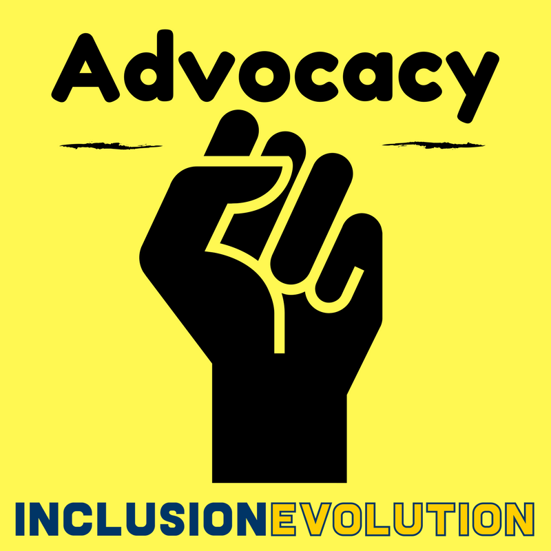 Empowering Parents In Special Education >> Advocacy – Inclusion Evolution